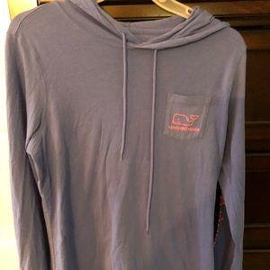 Vineyard Vines Long sleeve hoodie T-shirt S